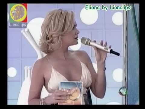 Eliana Pernas e decotes