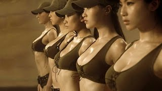 Chinese HOT Women's Army  - You MUST see this!