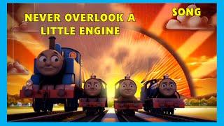 Never Overlook a Little Engine - HD