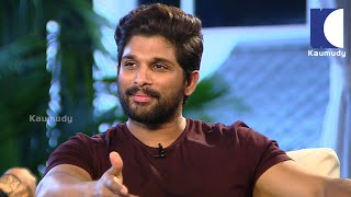 Allu Arjun Onam 2016 Special Interview | Kaumudy TV