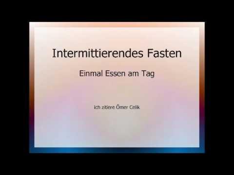 Intermittierendes Fasten (16/8) über 2 Monate - Erfahrungsbericht (nicht von mir)