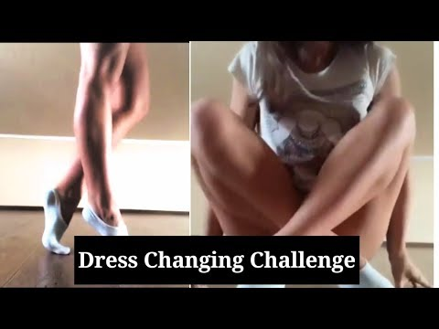 Dress Changing Challenge | Beautiful Girl | Best tik tok including musically
