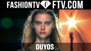 Duyos at Madrid Fashion Week F/W 16-17 | FashionTV