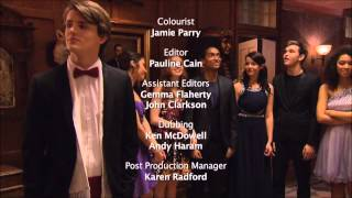 House of Anubis - The Touchstone Of Ra : Ending Credit [HD]
