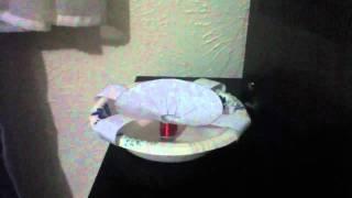 Homemade Styrofoam Speaker