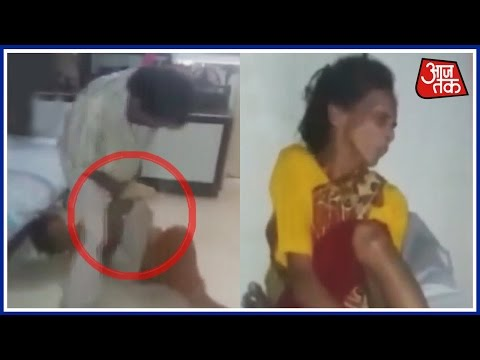 Man Tortures Mother Mercilessly In Mumbai, Video Goes Viral