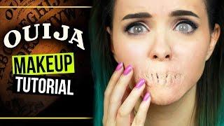 OUIJA - URSPRUNG DES BÖSEN - Makeup Tutorial | #spooktober