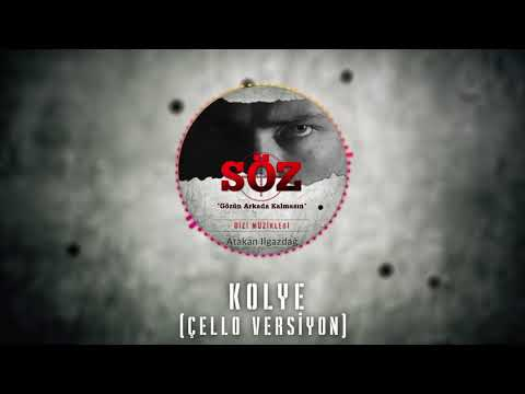 Atakan Ilgazdağ Söz Dizi Müziği Kolye Çello Versiyon
