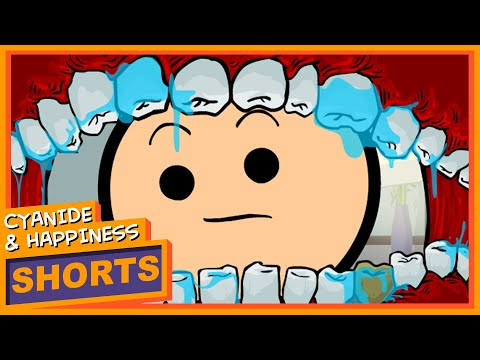 Dentist Cyanide & Happiness Shorts