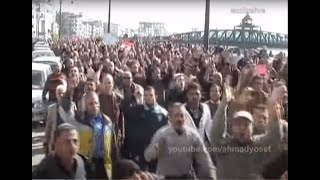 دمياط | مظاهرات يوم جمعة الغضب .. الشعب يريد إسقاط النظام  28-1-2011