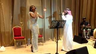 """هند البحرينية و زايد الصالح - أحبه كلش """" جو ولا أروع !! """""""