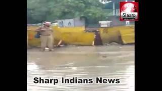 Heavy Rain in Hyderabad July 2016