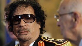 The 1st Death Anniversary of Colonel Gaddafi