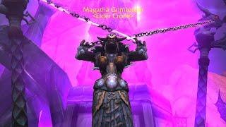 Magatha Grimtotem - Patch 7.2 Follower Quest [Lore]