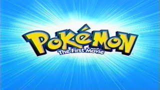 Pokémon the First Movie (Trailer)