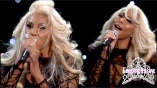 Tamar Braxton lip-syncs at the BET Awards 2017?