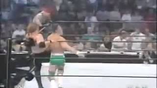 John Cena's First Win In WWE
