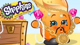 SHOPKINS - SHOPKINS BLING JEWELLERY | Cartoons For Kids | Toys For Kids | Shopkins Cartoon