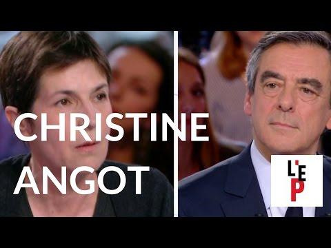 Face-à-face François Fillon - Christine Angot - L'Emission politique (France 2)