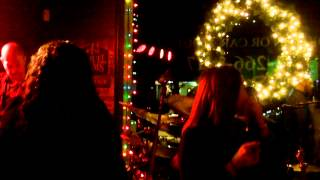 """Weeping Molly + Brittany ONeil  """"Use me up""""  12/29 2012 McCooks Lakeside"""