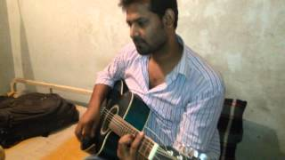 New singer  with old song.  by Asif Akbar.