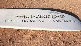 Camino Surfboard Test: BUGZ Noserider 9'6
