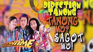 It's Showtime Funny One: Direction Tanong, Tanong Mo, Sagot Mo