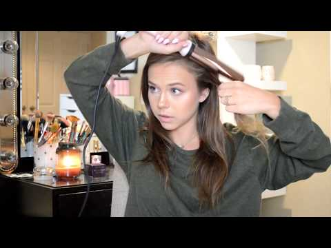 Lange Wand Review/Hair Tutorial!!