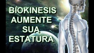 Biokinesis Body Audio Subliminal Para Aumento de Estatura