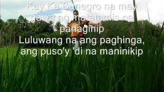 Panaginip Crazy as Pinoy Lyrics By DePz