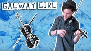 Ed Sheeran - Galway Girl (Violin Cover by Caio Ferraz)