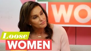 Caitlyn Jenner Did Once Consider Suicide Before Her Transition   Loose Women