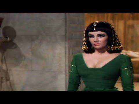 Elizabeth Taylor Seductive Cleopatra
