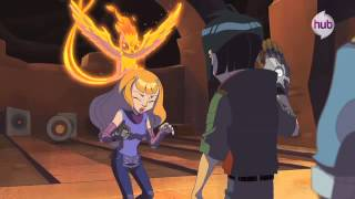 Kaijudo: Rise of the Duel Masters (Clip 1)