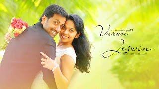 The Most Romantic  Kerala Wedding Highlight varun-Jeswin | From Crystalline Photography