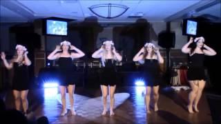 American girls dancing to Persian songs - Michigan Tech - Norouz 2016 (1395)