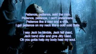 The Crow Movie Soundtrack Album Nonstop (Lyrics)
