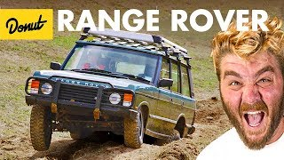 RANGE ROVER - Everything You Need to Know | Up to Speed