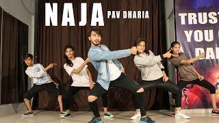 Na Ja (Pav Dharia) Dance choreography | Easy Hip Hop | Vicky patel dance tutorial