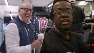 Zah Cam Is Back ft. Gerry Cooney - Barstool Breakfast Ep 23