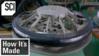 How Mountain Bike Tires Are Made | How It