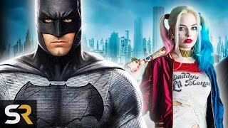 10 Ways Ben Affleck Can Make An Amazing Batman Movie