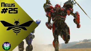 NEW DECEPTICONS REVEALED! [TF6 News #25 - Bumblebee: The Movie]