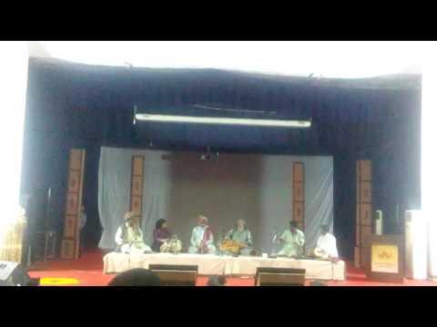 RASTRIYA SANSKRITI MAHOTSAV BHU 21 DECEMBER 2016 Vishwa Mohan Bhatt DESERT SLIDE
