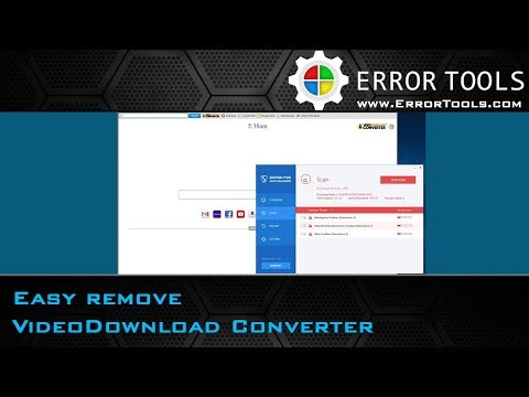 remove VideoDownload Converter from your PC
