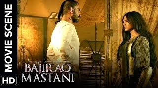 Bajirao Ki Raftaar Hi Bajirao Ki Pehchan Hai | Bajirao Mastani | Movie Scene