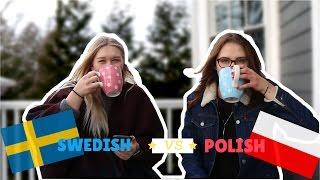 Polska vs Szwecja   Language Challenge