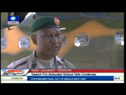 War Against Terror: Search For The Abducted School Girls Continues