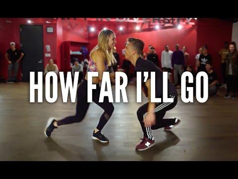 MOANA How Far I ll Go Kyle Hanagami Choreography