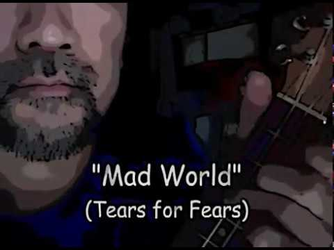 Mad World (Tears for Fears ukulele cover)